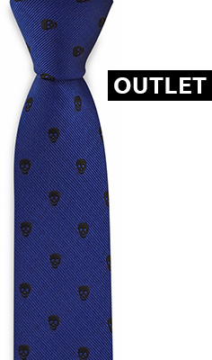 Necktie Skull Dandy