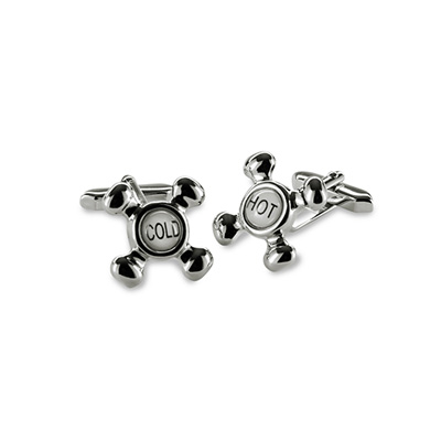 Cuff links Hot & Cold