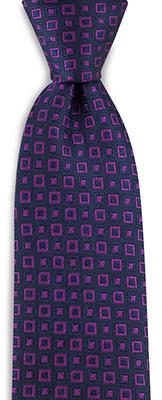 Necktie Mr. Quadrangle
