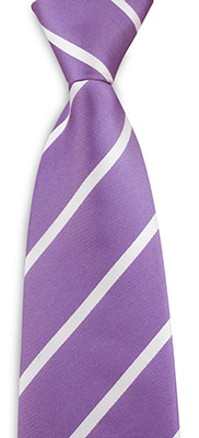 Necktie Spring Stripes
